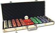 Bild von 500er Pokerset Deluxe