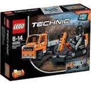 Bild von 42060 Technic Strassenbau-Fahrzeug