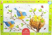 Bild von 8er Puzzle Familie Vogel