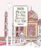 Bild von 1000 Places To See Before You Die - Malbuch