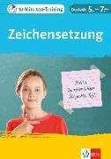 Bild von 10-Minuten-Training Zeichensetzung. Deutsch 5.-7. Klasse