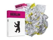 Bild von Crumpled City Map Berlin