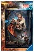Bild von 500 Teile The Hobbit. Die Einöde von Sma
