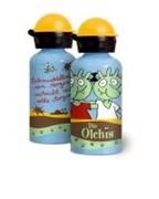 Bild von Die Olchis - Alu Trinkflasche Einzeln
