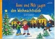 Bild von Anni und Nils jagen den Weihnachtsdieb