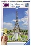 Bild von Blick auf den Eiffelturm Puzzle 300 Teile