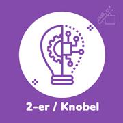 Bild von Spiele-Abo: 2er Spiel / Knobelspiel