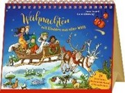 Bild von Advents-Tischkalender - Weihnachten mit Kindern aus aller Welt