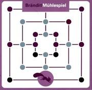 Bild von Brändi Mühlespiel