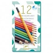 Bild von 12 Farbstifte aquarell