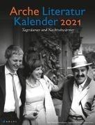 Bild von Arche Literatur Kalender 2021