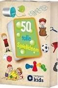 Bild von 50 tolle Spielideen