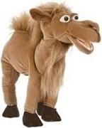 Bild von Handspielpuppe Kalle das Kamel, 55 cm